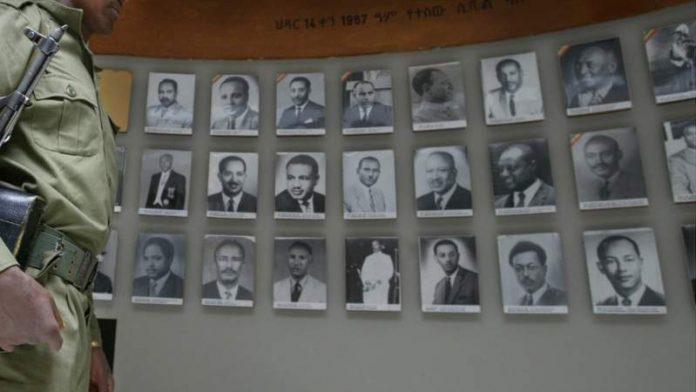Eshetu Alemu is accused of ordering the execution of 75 people during Ethiopia's